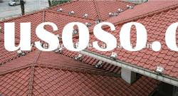 red spanish roof tiles made in China