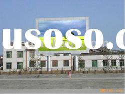 scrolling LED billboards of P16 SMD Outdoor