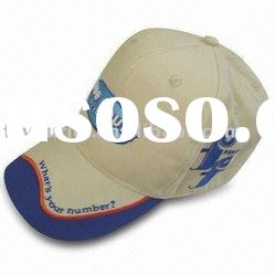 sports cap / baseball cap with embroidery