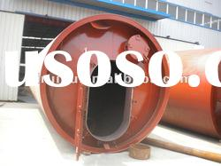 tire oil pyrolysis machinery recycling waste tire to fuel oil