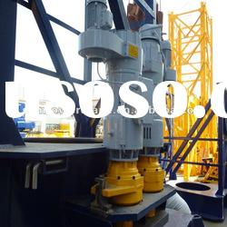 tower crane slewing motor 145n/m-4b1 with brake