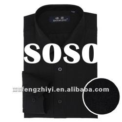 with customized design 100% cotton shirts for man