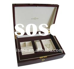 wood gift boxes and jewelry boxes
