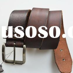 2012 Business Casual Man Cow Hide Genuine Leather China Belt