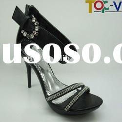 2012 Latest Fashion Ladies High Heel Sandals
