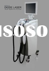 2012 Latest hair removal diode laser&ipl+rf machine