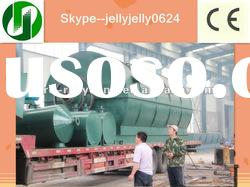 2012 Leesyn New 5/6/8/10T pollution-free high oil-yield waste tire/plastic pyrolysis oil machinery