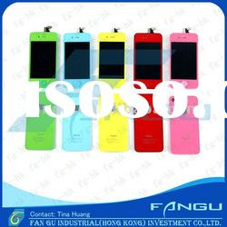 2012 New arrival for iphone 4 color conversion kits/swap kit
