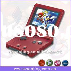 2012 euro cuo football games hot sell portable handheld 8-bit game player GB-270