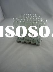 2012 hot selling clear plastic tube case
