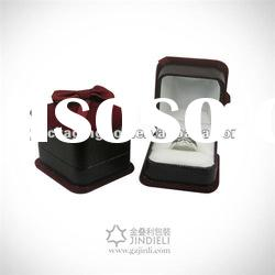 2012 year beautiful ring display box with butterfly knot