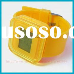 2020 Wholesale New Style fashion hot sale! ss.com silicone jelly watches