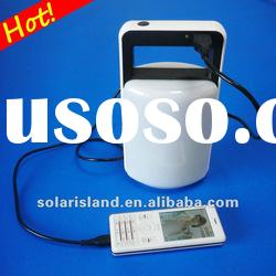 216 Lumen high brightness Solar Camping Lantern with CE&RoHS certificates