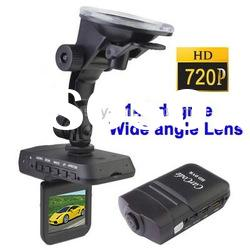 2.0 inch TFT LCD Screen HD 720P Portable DVR with 140 degree wide angle lens