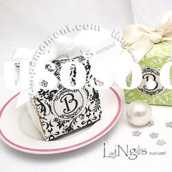 2x2x2inch Favor Box with Slip Favor Gift Box Wedding Baby Shower Party