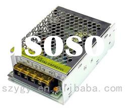 30W switch mode metal case power supply for led with 12V3.2A output
