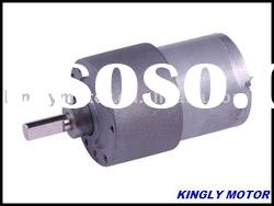 37mm dc gear motor,high torqur electrical motor,CE,ROHS