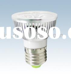 3W E27 led bulb high power led spotlight