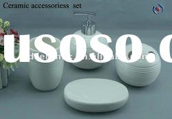 4 PCS Bathroom accessories Sets