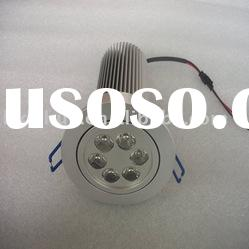 6*3W indoor use LED ceiling light