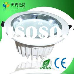 7w high power recessed downlight led