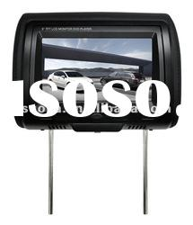 9 inch Headrest DVD Player With Amplifier