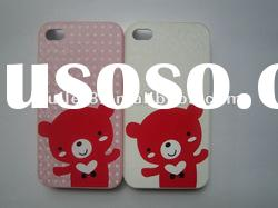 ABS mobile protective case for iPhone/iPhone 4s(PL-T053)