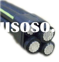 Aerial Bundled Cables ---ABC cable electric wire overhead insulated