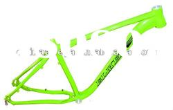 Alloy 7005 MTB mountain bicycle frame
