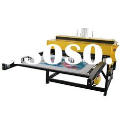 Automatic Large Size Cloth Printing Machine(double layer design)
