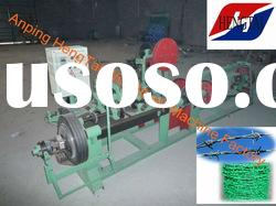 Automatic Razor Barbed Wire Mesh Machine(Doulbe+SingleTwisted)