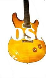 Beautiful Electric Guitar yellow color top quality