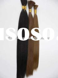 Beautiful Packaging and high quality Brazilian hair extension hair weft
