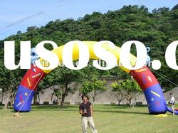Best quality commercial advertising Inflatable Arch