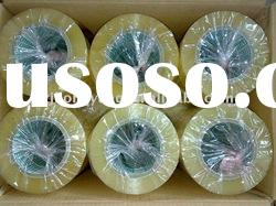 Bopp adhesive packing tape/ clear