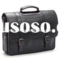 Business Leather Tote Bag