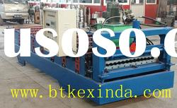 CE Certificate Metal Roofing Panel Cold Roll Forming Machine roofing sheets machine china