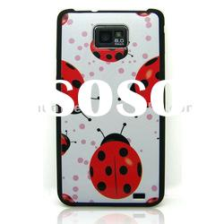 CO006-147 Cell phone Cover for Samsung Galaxy SII 9100 for cell phone accessory