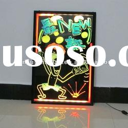 China led fluorescent writing board manufacturer