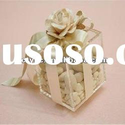 Clear Crystal Acrylic Gift Boxes