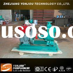 Diesel engine driven self-priming pump