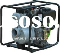 Direct injection diesel water pump