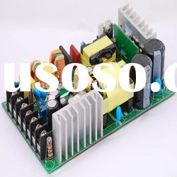 Dual output power supply switching 200w 12v 24v