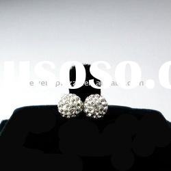 Earring, earing, 925 silver earing, crystal earrings