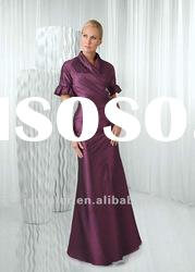 Elegant Short Sleeves Mother Of The Bride Dress ( ABB081)