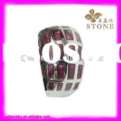 Fashion jewellery stainless steel rings for women