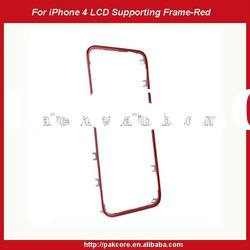 For iPhone 4 LCD Supporting Frame High Quality-White