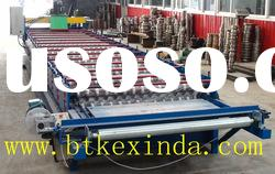 Galvanized Steel Corrugated Steel Roofing Panel Cold Roll Forming Machine metal processing machinery