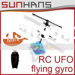 HOT SELL!Flying Gyro Radio Controlled Toy, Mini Rc Toy UFO