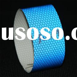 High Intensity Blue Adhesive Reflective Tape